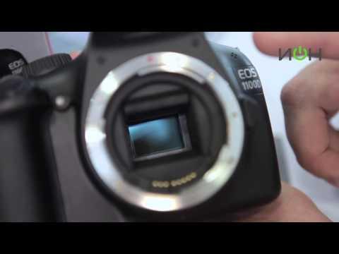 Видео обзор Canon EOS 1100D KIT EF-S 18-55 IS II от ИОН
