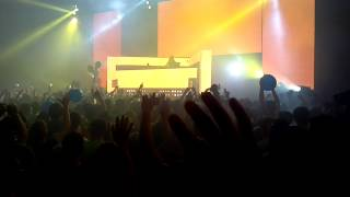Bassnectar 'Pennywise Tribute' Live WaMu BassCenter May 12 2012 1080p HD