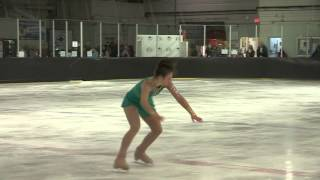Lauren Watson Skating Long Program