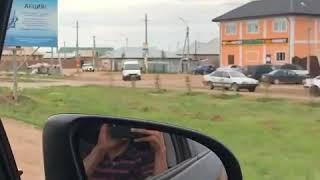 Горы мусора в селе Коянды Акмолинской области