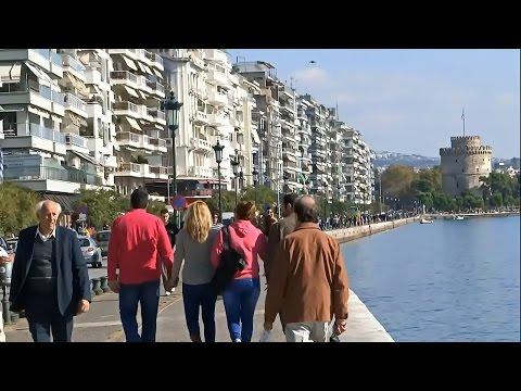 Салоники - северная столица Греции