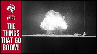 Atomic Bomb - The Big Test