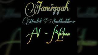 Ustadz afi az zahir feat AL KHIKAM ~ajmala dzikro