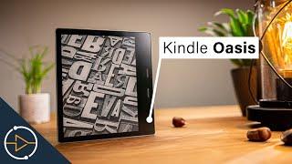 Kindle Oasis 2019 Test Deutsch - Der beste E-Reader 2020? | JJCPictures
