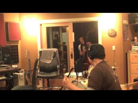 Lavender Lucy EP Recording 2013
