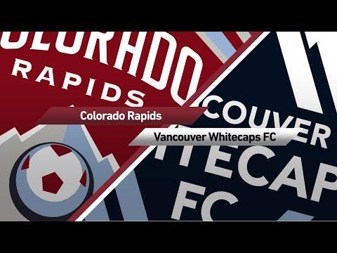 Highlights: Colorado Rapids vs. Vancouver Whitecaps | August 52017