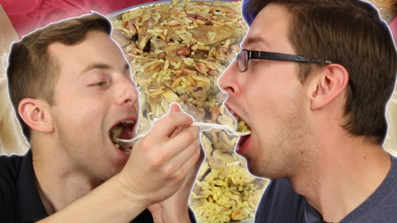 Americans Try Syrian Food For The First Time thumbnail