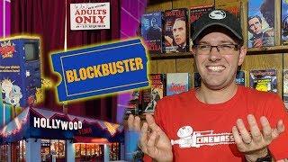Video Rental Store Memories with Nostalgia Critic & Cinema Snob - Rental Reviews