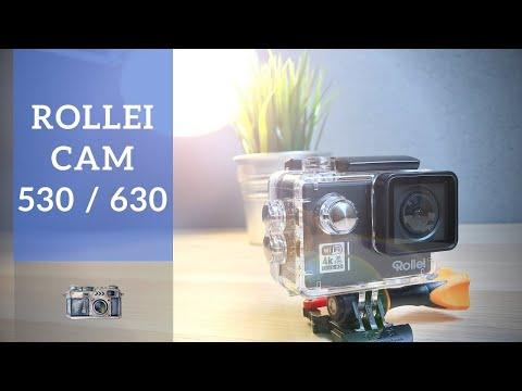 ROLLEI 530 ACTIONCAM I ROLLEI 630 - Eine wirkliche GoPro Alternative❓