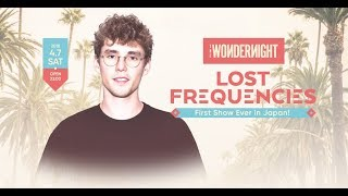 201847 Sat LOST IN TOKYO Lost Frequencies first show ever in Japan
