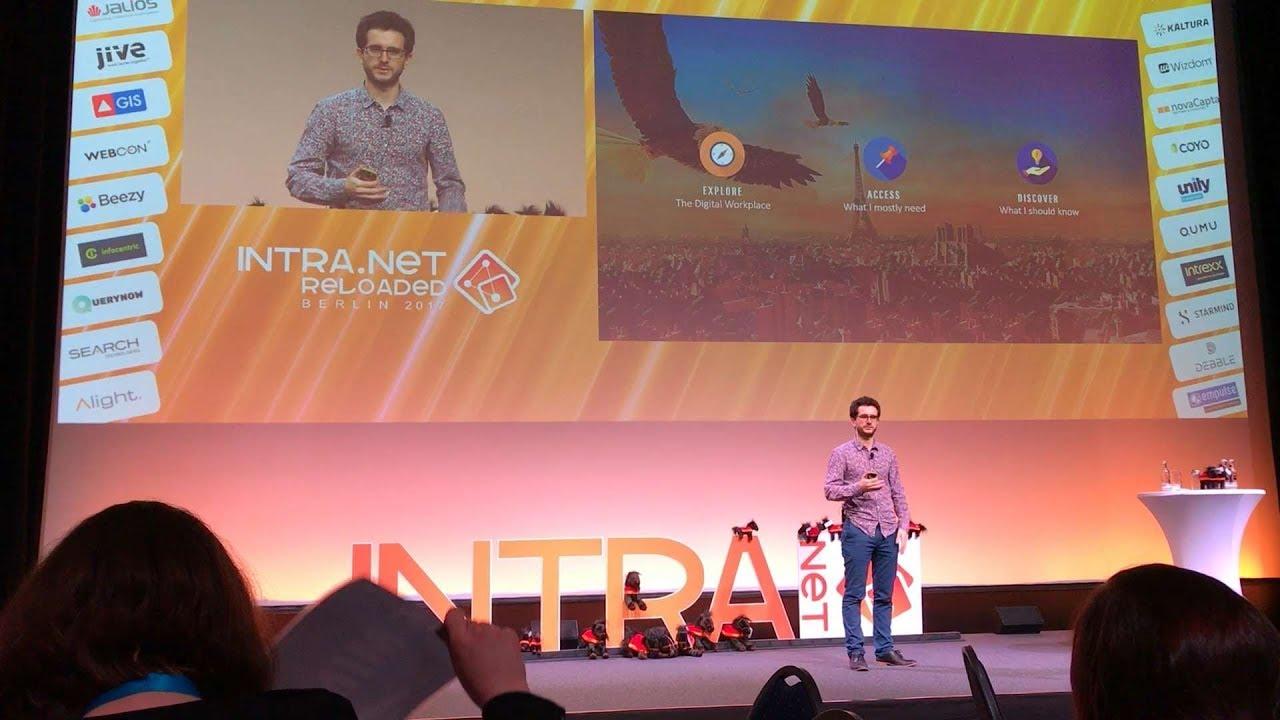 Анонс конференции   Intra.Net Reloaded