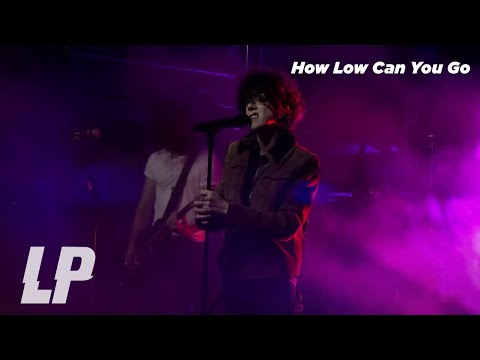 LP - How Low Can You Go (Live)