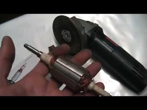 BOSCH GWS 10-125C  VS  GranTorino