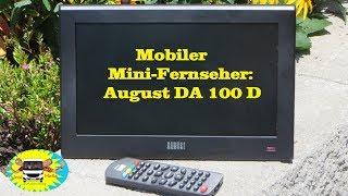 Mini Fernseher für Camping - August DA 100D - #49