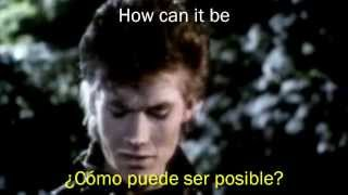 a-ha - The sun always shines on TV [High Quality Mp3 720p] [Subtitulos Español / Ingles] [Vídeo oficial]