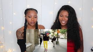 Lil Dicky - Freaky Friday feat. Chris Brown (Official Music Video) REACTION