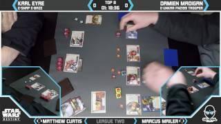 SW Destiny: League Two Top 8