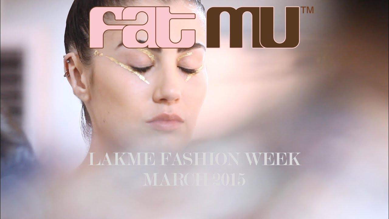 FAT MU Lakme Fashion Week 2015 Day 6