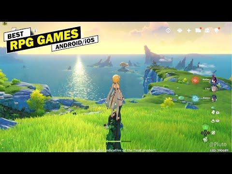 Top 10 Best RPG Games For Android & iOS 2020! [Best ARPG/RPG/MMORPG]