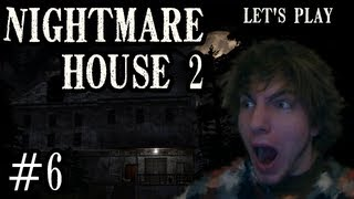 THERE'S SOMETHING BEHIND YOU! - Nightmare House 2 Mod - Part 6