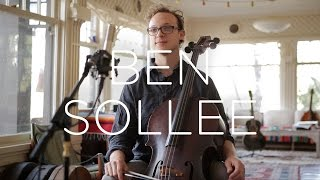 <b>Ben Sollee</b> Performs Letting Go