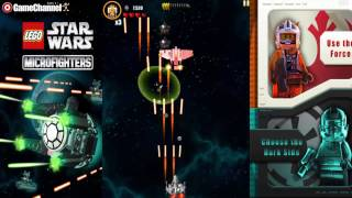Microfighters Lego Star Wars, Arcade  Vertical Shooting Games,  Destroy Enemies, Games For Kids