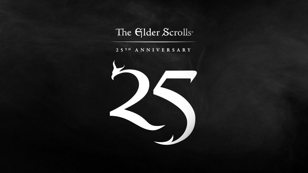 Celebrate 25 Years of The Elder Scrolls