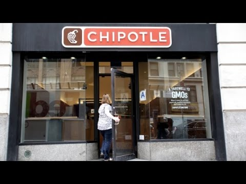 Video Here's how Chipotle got 500 people sick