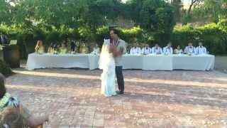 "Stacey + TJ Wedding Flash Mob: ""Treasure"" - Bruno Mars"