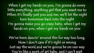 Hands on You - Florida Georgia Line Lyrics