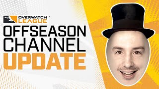 Offseason Channel Update — VOD Reviews, Highlights, Roster Updates & More! | Ft. Eggshow