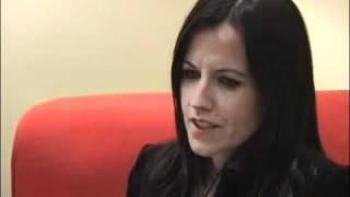 Dolores O'Riordan interview 2007 (part 1)