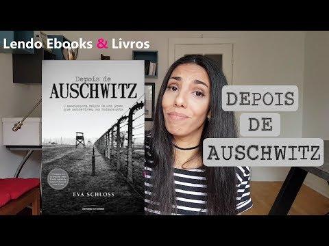 Resenha de Depois de Auschwitz - Eva Schloss