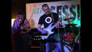 Jam Session 13 April  2012 In Bergheim - The J. Walker Band - Call Me The Breeze