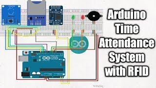 rfid based attendance system using arduino - मुफ्त ऑनलाइन