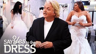 Mermaid Dress Vs Princess Gown | Say Yes To The Dress UK