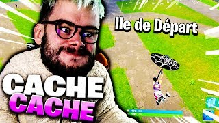 JE ME CACHE SUR L'ILE DE DÉPART GRACE A UN GLITCH !!!