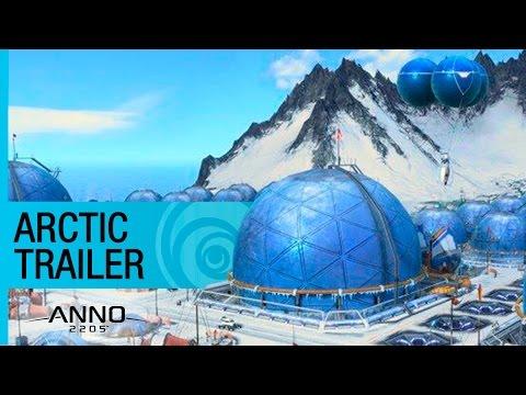 Anno 2205 Arctic Trailer [US] thumbnail