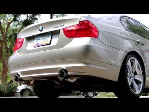 BMW 335i Drive Off – Billy Boat Exhaust
