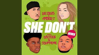 She Don't (The Connoisseurs Mix)