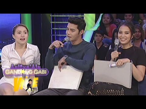 GGV: Cristine, Zanjoe & Isabelle talk about their preferred qualities for a partner