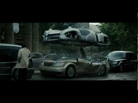 Total Recall Featurette 'Hover Cars'