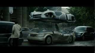 "TOTAL RECALL Vignette In HD - ""Hover Cars"""