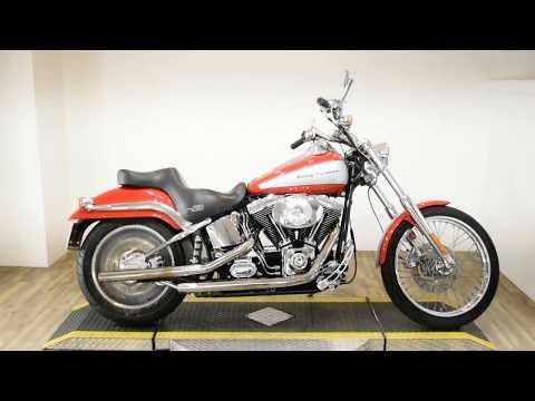 2002 Harley-Davidson FXSTD/FXSTDI Softail®  Deuce™ in Wauconda, Illinois