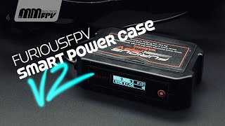 FuriousFPV Smart Power Case V2 For DJI Goggles