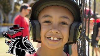 SBCC Baseball Hosts Little League Clinic