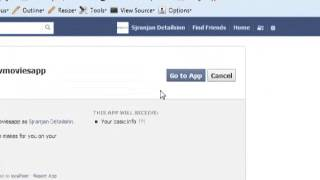 Posting in Facebook Page wall from a PHP application
