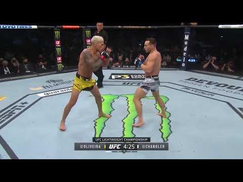 UFC 262: Oliveira vs. Chandler – highlights