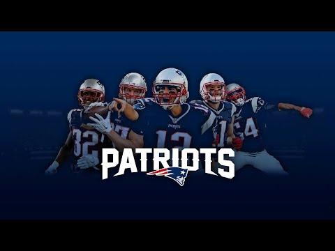 New England Patriots 2018 Regular Season ALL Inside the NFL Highlights