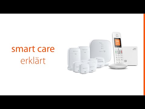 Gigaset smart care Erklärvideo